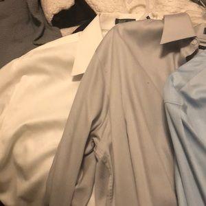 Men's dress/ work shirts